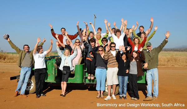 Biomimicry South Africa workshop